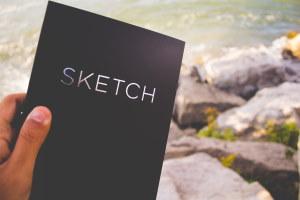 Sketch Notes sind meist private Aufzeichung auf kleinem Format.